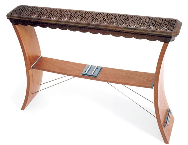 Long Foyer Xl : Hall table finewoodworking