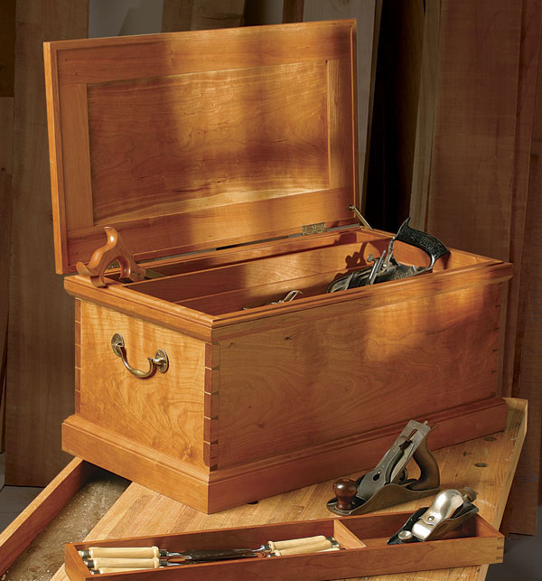 Heirloom Tool Chest Finewoodworking