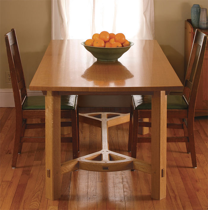 Timber Frame Barn Wood Dining Table Logfurnitureplace: Build A Hayrake Table This Fall