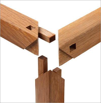 See It In Motion Three Way Miter Joint Finewoodworking