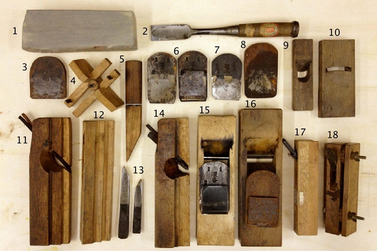 Used Japanese Tools - FineWoodworking