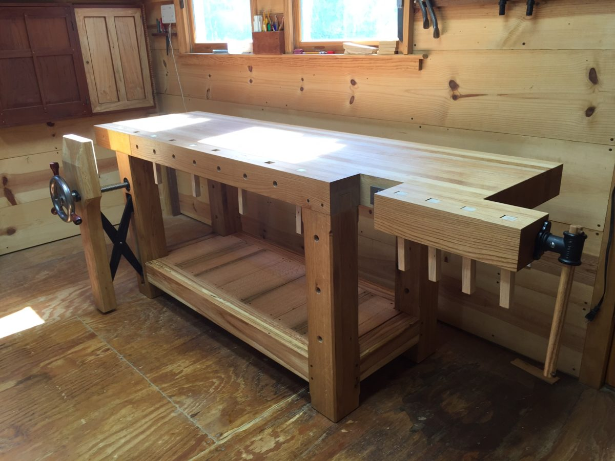Roubo Workbench - FineWoodworking