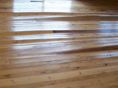 Your Hardwood Floor Is Ruined After A Flood Fix It Finewoodworking
