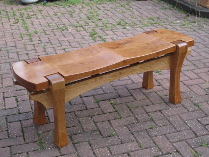 An Asian Cherry Finewoodworking