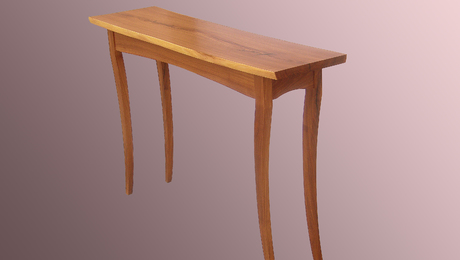 Live Edge Table - FineWoodworking