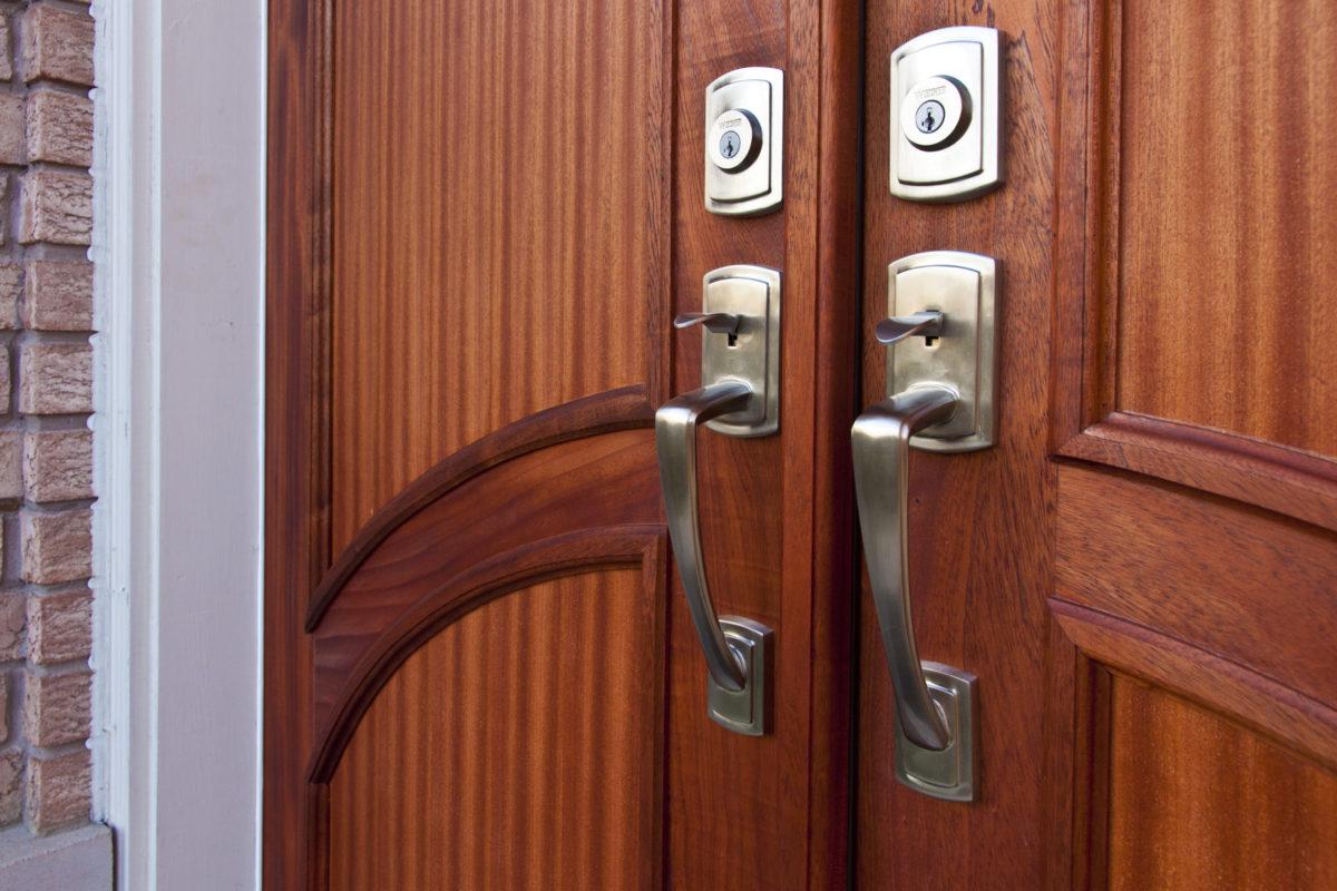 Double Entry Doors Finewoodworking
