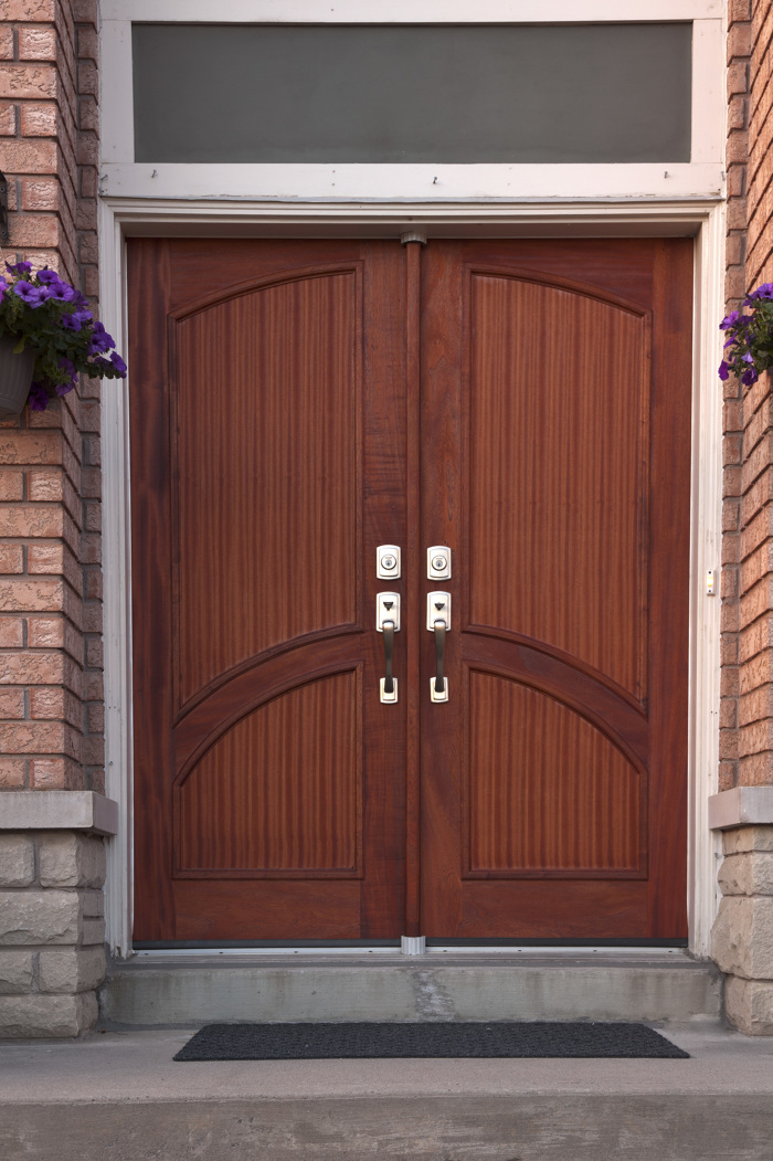 Double Entry Doors Finewoodworking