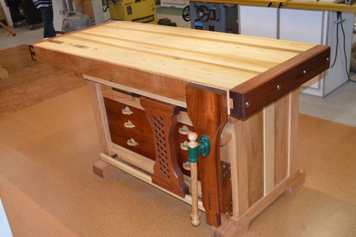 My New Workbench - FineWoodworking