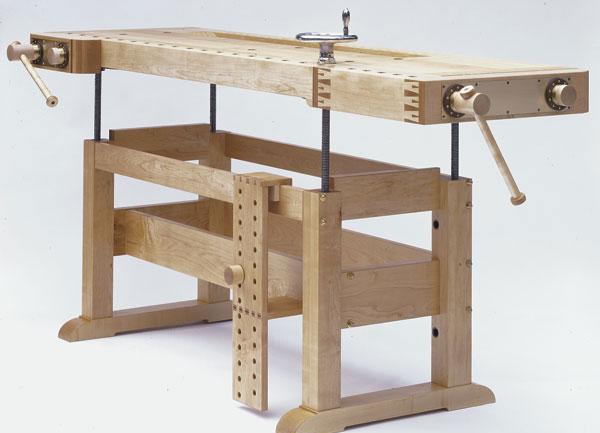 Workbench Finewoodworking