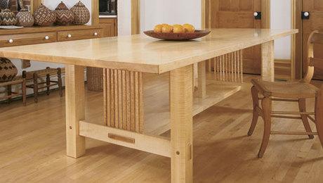 Awe Inspiring Gustav Stickley Finewoodworking Alphanode Cool Chair Designs And Ideas Alphanodeonline