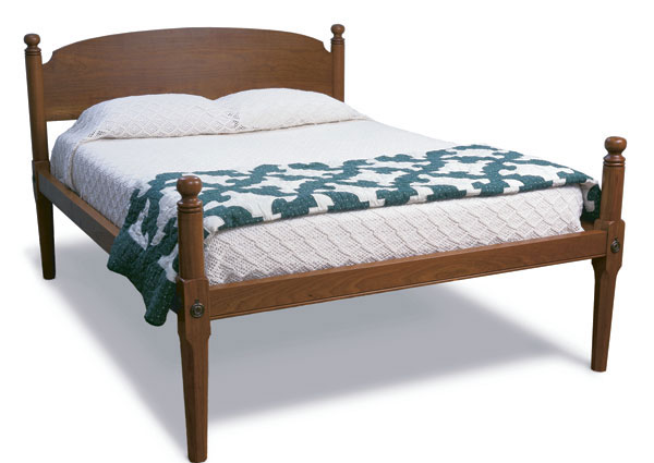 Platform Bed - FineWoodworking