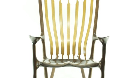 Wondrous Rocking Chair Page 2 Of 4 Finewoodworking Gmtry Best Dining Table And Chair Ideas Images Gmtryco