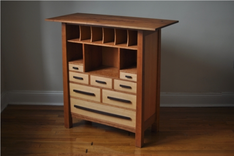 Tea Cabinet - FineWoodworking