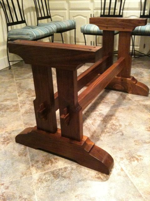 Used Trestle Tables #22 - Article Image