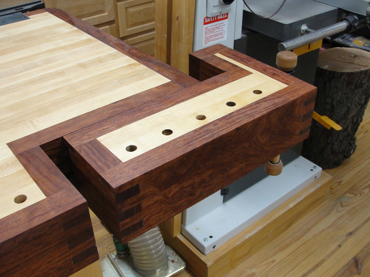 Dream Workbench Finewoodworking