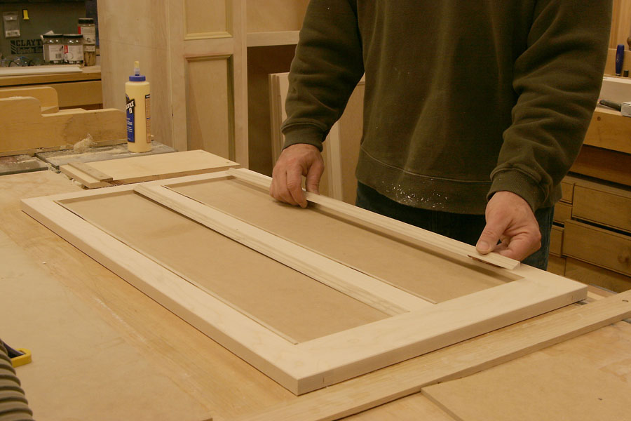 A Better Way To Fit Mitered Trim Finewoodworking