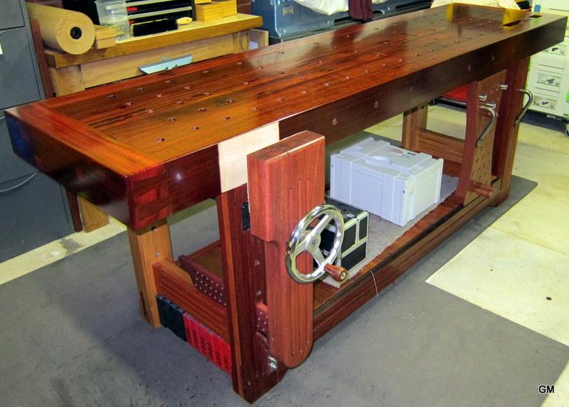 An Australian Roubo workbench - FineWoodworking