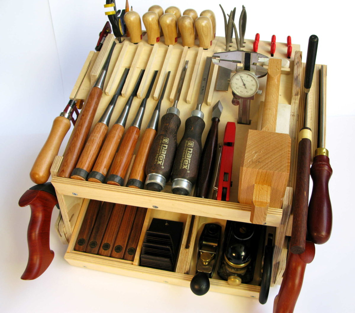 Workbench Tool Caddy - FineWoodworking