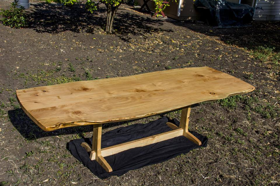 Golden Gate Park Cypress Dining Table - FineWoodworking