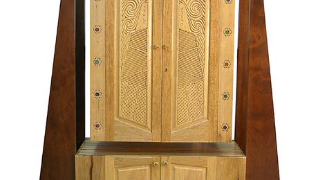 Merveilleux Torah Ark For Synagogue