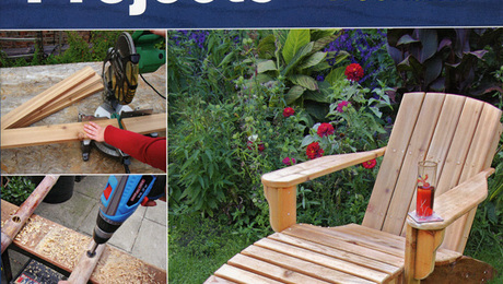 UPDATE Outdoor Wood Projects By Steve Cory