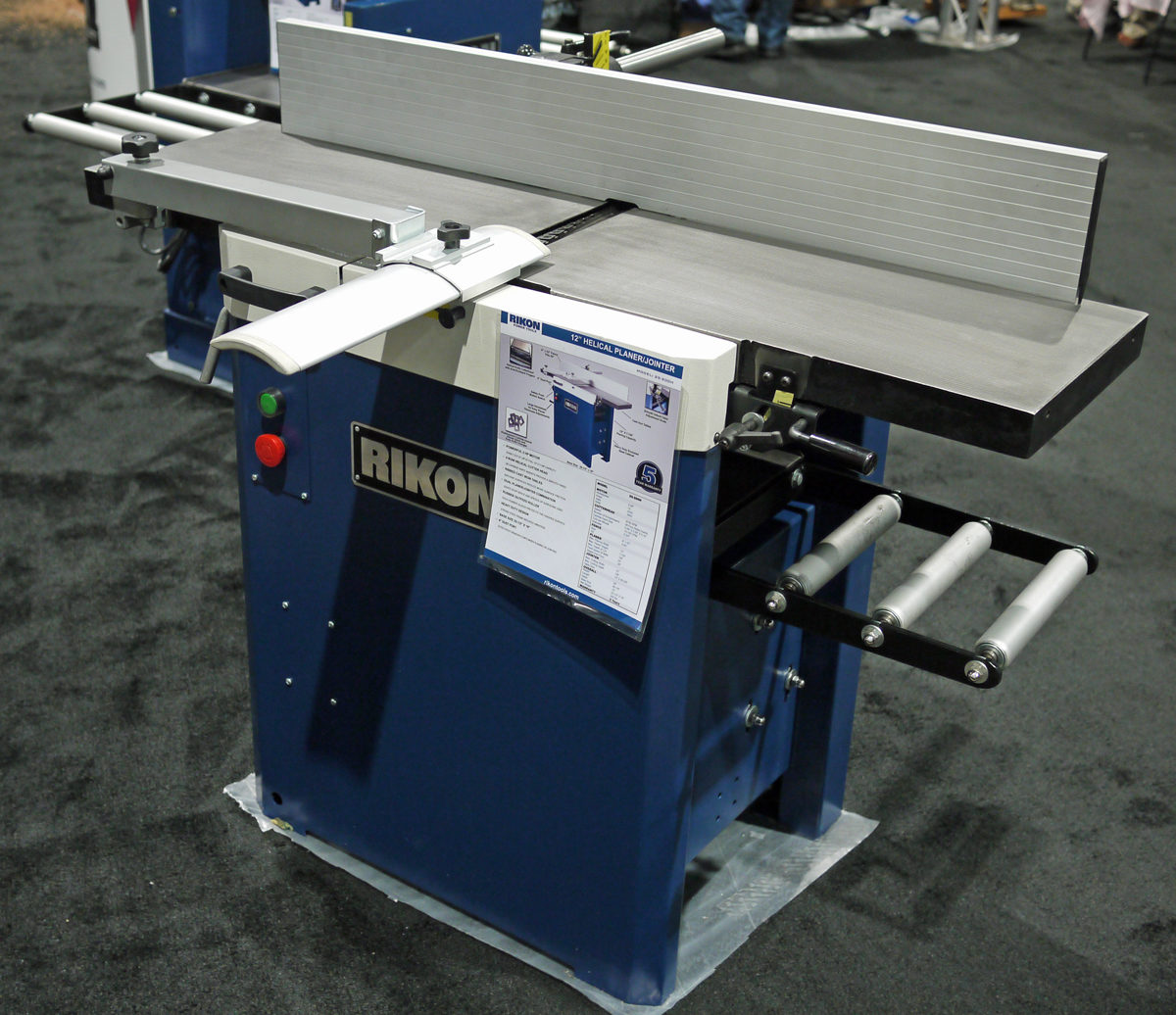AWFS: Rikon rolls out two market-leading machines