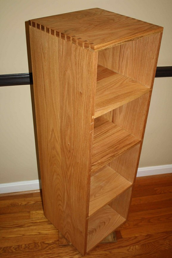 Revolving Bookcases - FineWoodworking