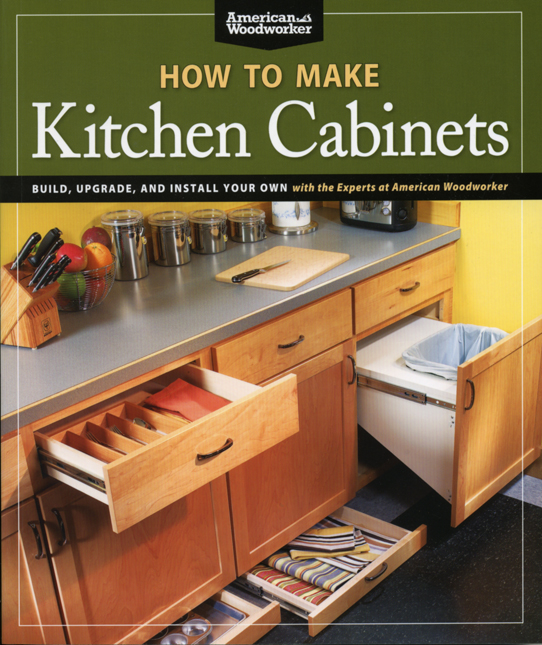 Back To Basics Kitchen: UPDATE: Back To Basics: Constructing Kitchen Cabinets And
