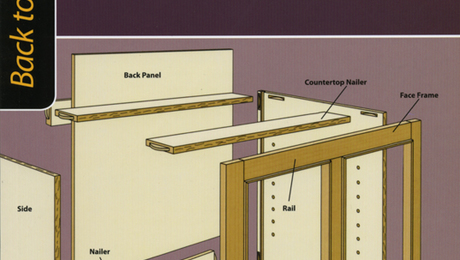 Kitchen Cabinets Finewoodworking