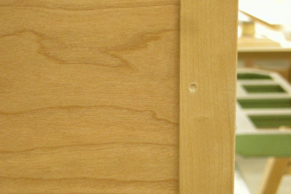 Building A Cherry Tv Cabinet Part Iii Finewoodworking