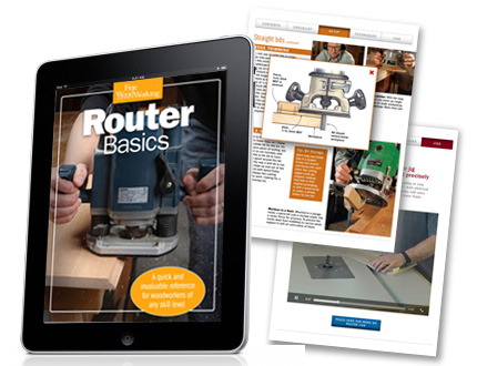 Fww Introduces New Ipad Woodworking Apps Finewoodworking