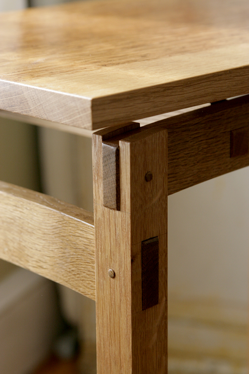 How to Make a Drawbored Mortise and Tenon Joint - FineWoodworking