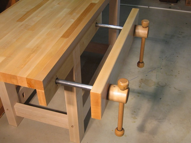 Another Bench Vise Revolution From Hovarter Finewoodworking