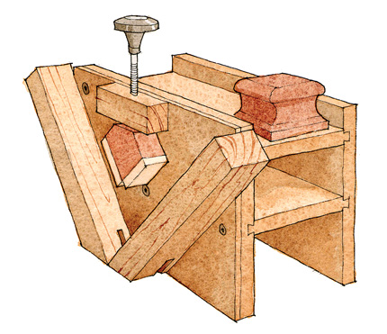 Free Plan 3 In 1 Joinery Jig For The Tablesaw Finewoodworking