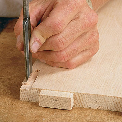 How To Install Knife Hinges Finewoodworking