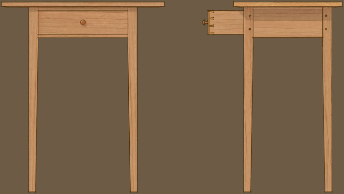 Incroyable The Other Day I Was Asked About The Best Way To Draw A Tapered Shaker Style  Leg In SketchUp. I Donu0027t Think There Is A Best Way To Do It Although ...