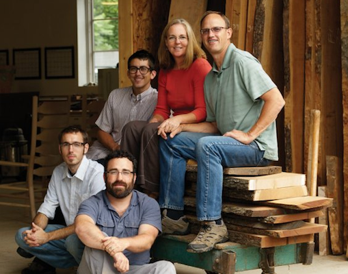 Can Brian Boggs Change The World For Pro Furnituremakers