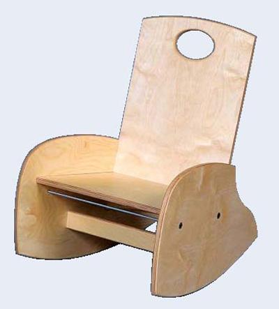 children s furniture project a child s rocker finewoodworking