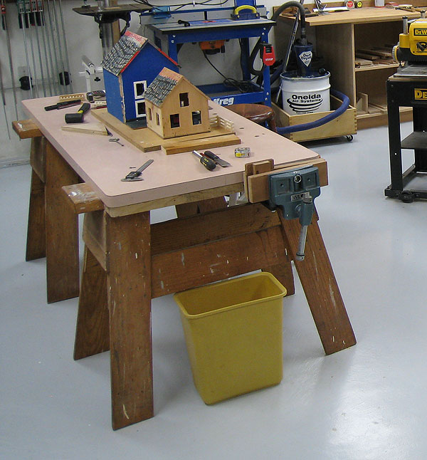 Magnificent Building A 300 Lb Solid Maple Workbench Finewoodworking Bralicious Painted Fabric Chair Ideas Braliciousco