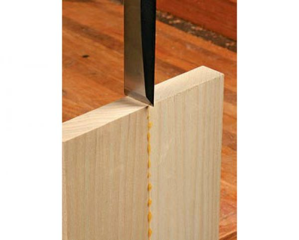 How To Glue Up Joints Tips On Gluing Finewoodworking