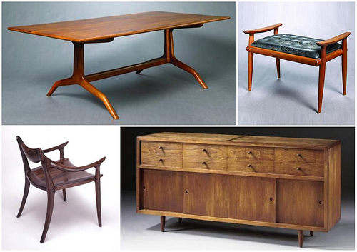 Is danish modern the furniture style of our time for Amazon mid century modern furniture