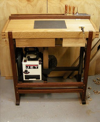 Free Plan A Dedicated Sharpening Station Finewoodworking