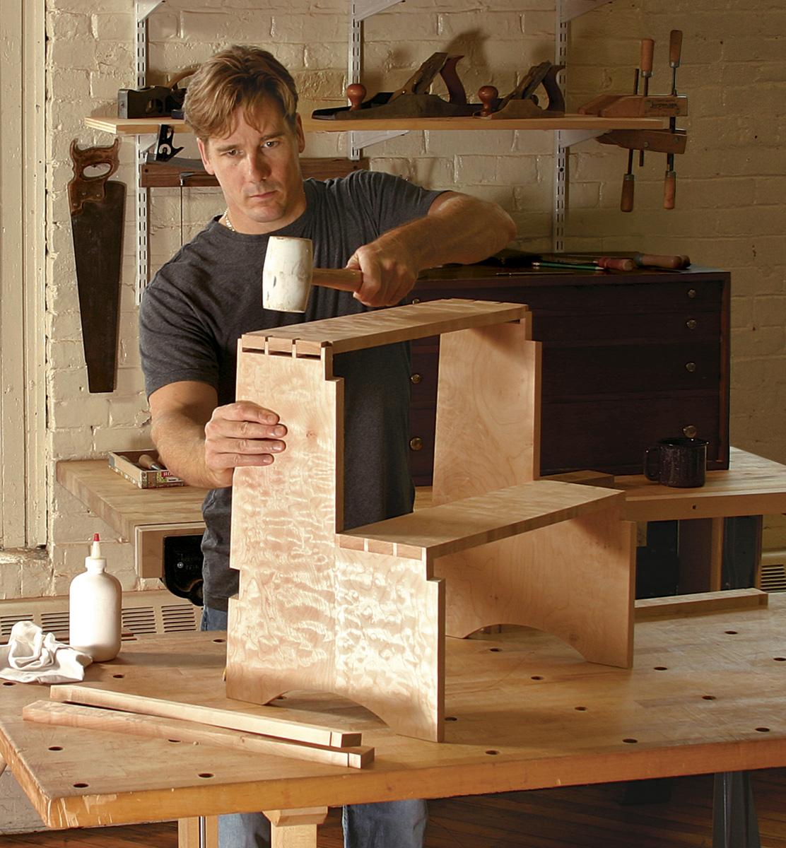 New Yankee Workshop Kitchen Series