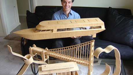 Toothpick Art May Float Your Boat But Is It Woodworking