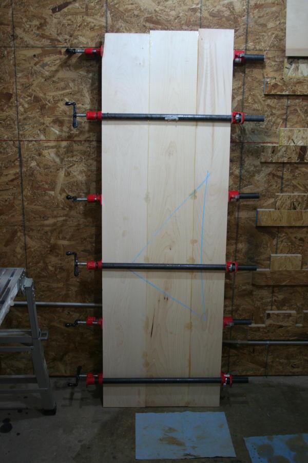 Build An Interior Door Part 2 The Panel Finewoodworking