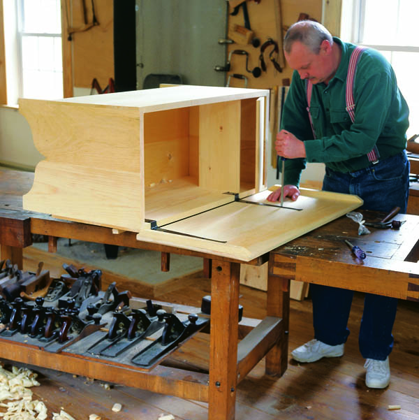 Free Plans Six Board Hope Chest Plans Finewoodworking