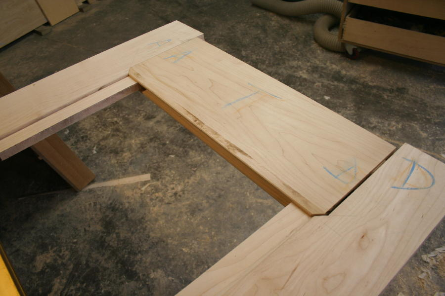& Building an Interior Door: Part One - The Frame - FineWoodworking