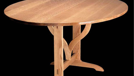 Free Plan Folding Vineyard Table Finewoodworking