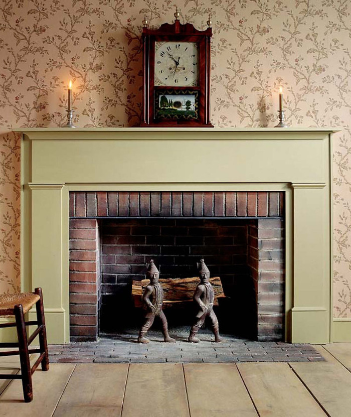 Free Plans Federal Fireplace Mantel Finewoodworking