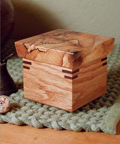 Free Plan Classic Lift Lid Box Finewoodworking